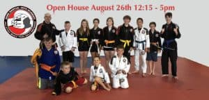 Doré Martial Arts Academy Open House August 26th 2017